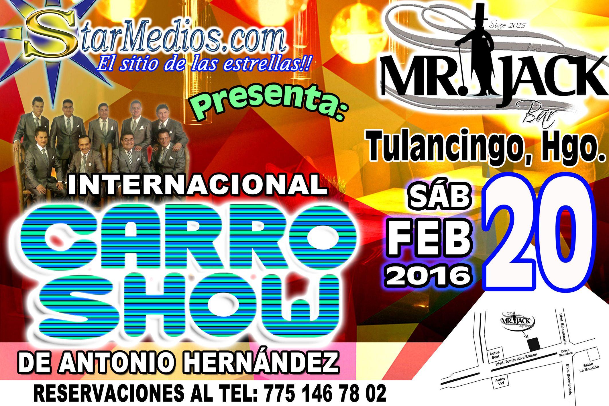 Internacional Carro Show de Antonio Hdez
