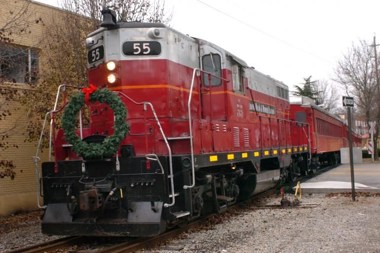 North Pole Express | North Cincinnati | Christmas | Lebanon Mason ...