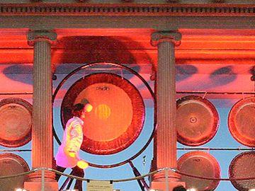 Gong Meditationskonzert Gongs Ruhe Sanft