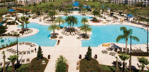 Bluegreen Fountains Resort Florida Vaca Orlando