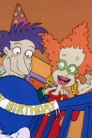 Stuart And Didila Didi Pickles Rugrats Mickey Mouse And
