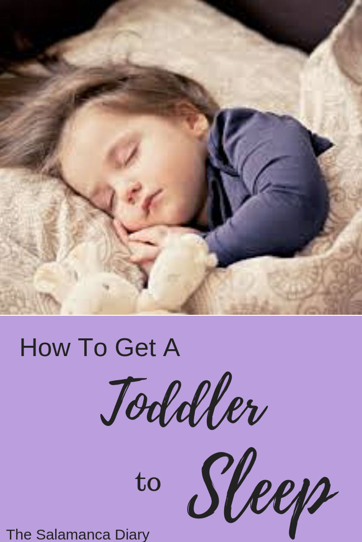 cd970d512e72 How to Get a Toddler to Sleep