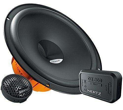 """Hertz Audio DSK 165.3 6-1/2"""" 2-Way Dieci Series Component Speaker System..."""