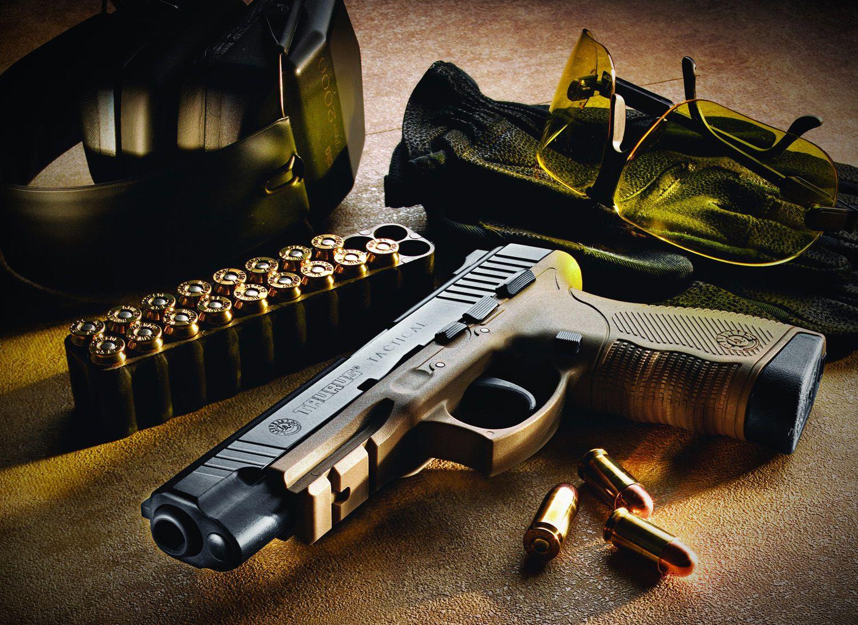 Taurus PT 24/7 OSS DS  45 | Always be prepared! | Hand guns
