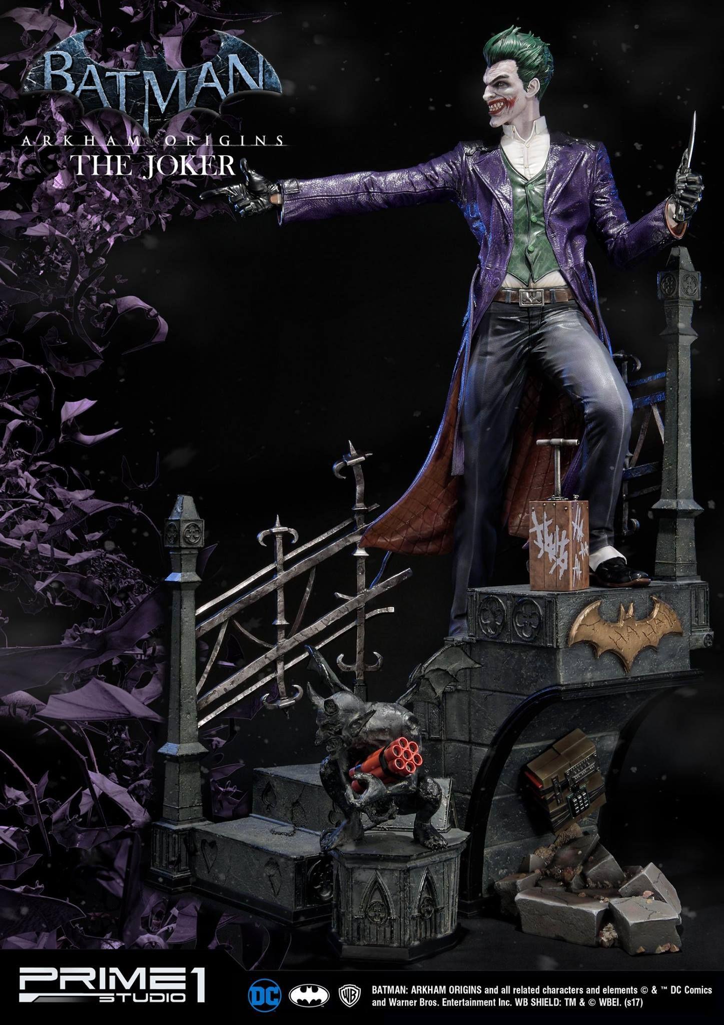 Prime 1 arkham origins joker statue 011g 14472048 batman prime 1 arkham origins joker statue 011g voltagebd Images