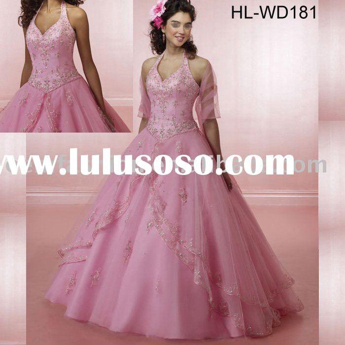 pink wedding gowns | isaac mizrahi pink long dress, isaac mizrahi ...
