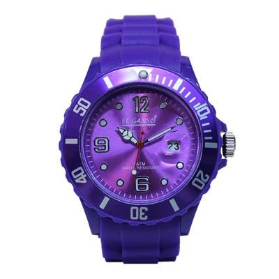 Reloj/Watch El Ganso Violeta/Purple 40,50 €