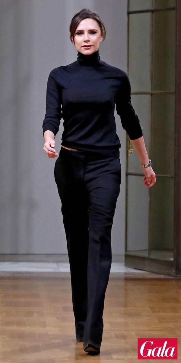 Victoria Beckham: Ihre schönsten Looks in Bildern #officeoutfit