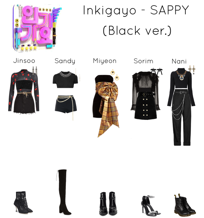 Venus Sappy Sbs Inkigayo Movie Inspired Outfits Bts Inspired Outfits Kpop Fashion Outfits