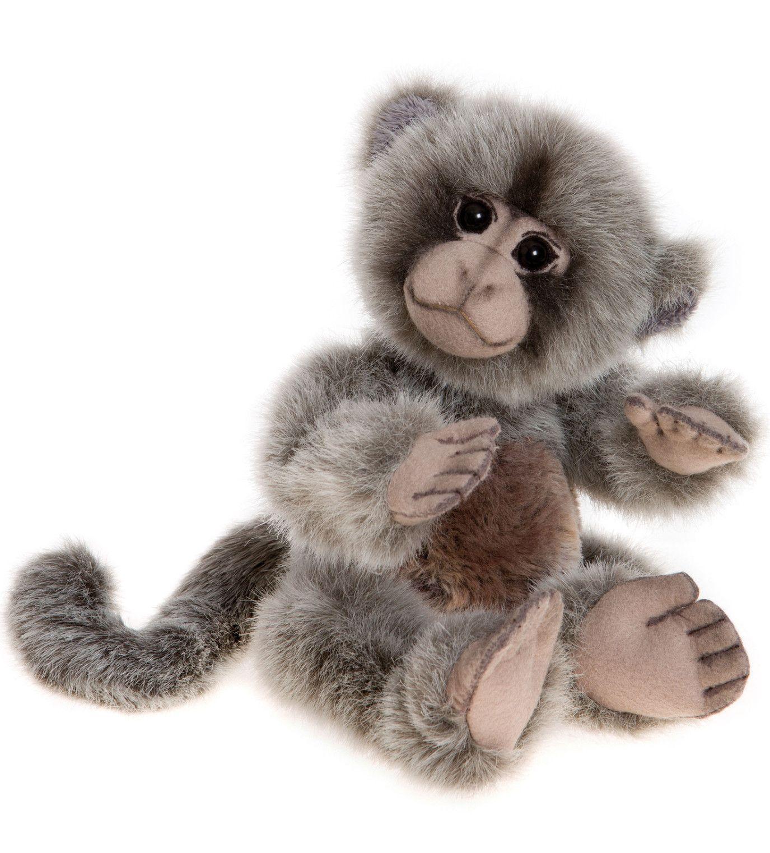 Lazlo Baby Monkey Stuffed Animal Baby Monkey Pet Charlie Bears Bear Stuffed Animal [ 1523 x 1375 Pixel ]