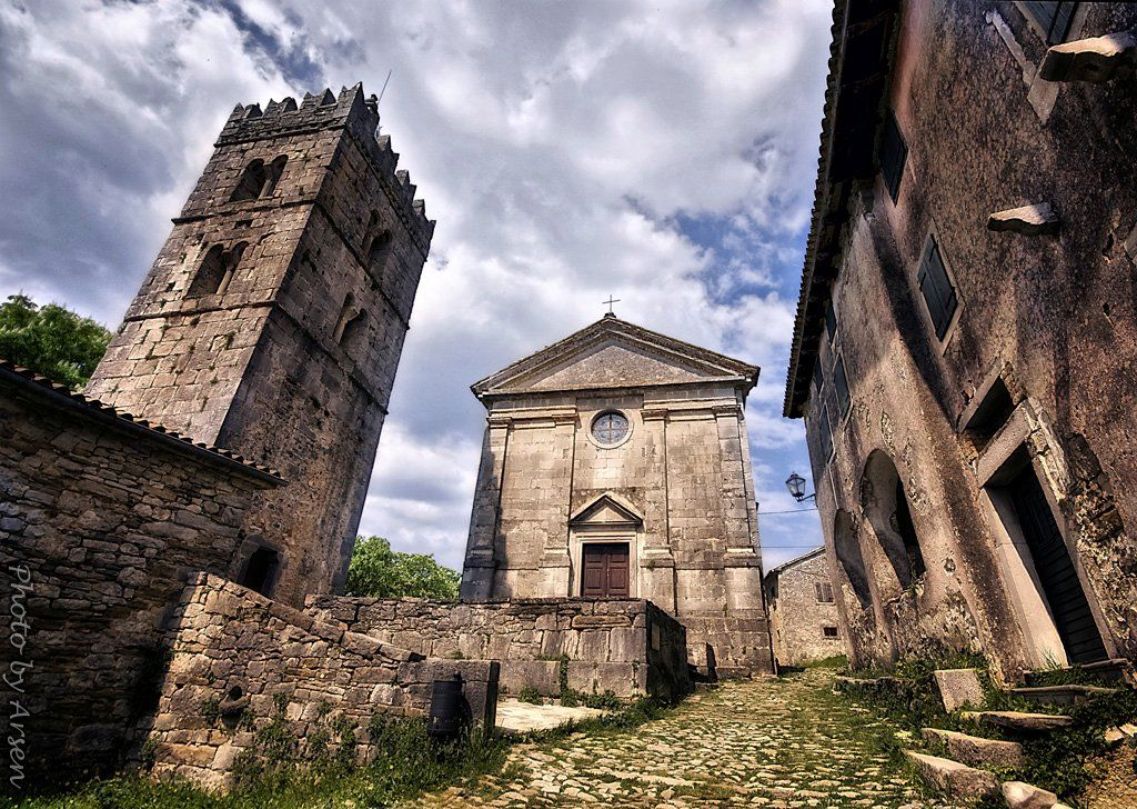 The Most Beautiful European Villages Hamlets Small Towns Page 8 Skyscrapercity Istra Istria Croatia European Village