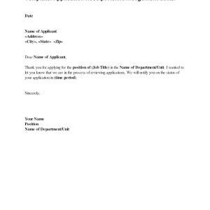 due invoice letter