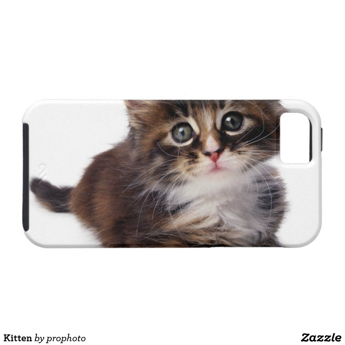 Kitten Case Mate Iphone Case Zazzle Com In 2020 Fluffy Phone Cases Iphone Cases Iphone