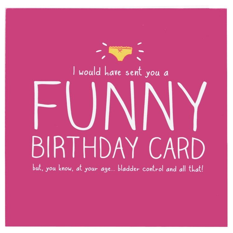 funny birthday wishes pink Stamping Humorous Cards – Funny Birthday Card Idea