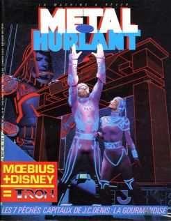 Metal Hurlant #82