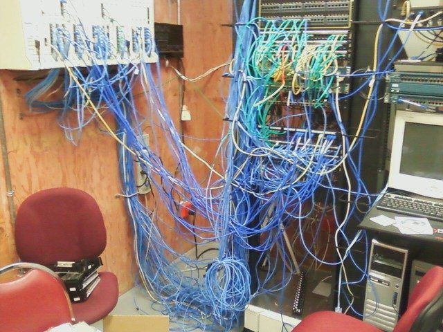 Real-world Server Room Nightmares