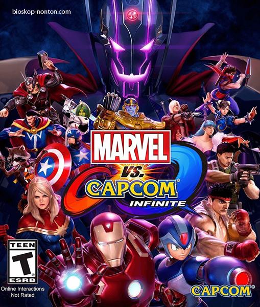 Nonton Marvel VS Superhero Movie Film Bioskop