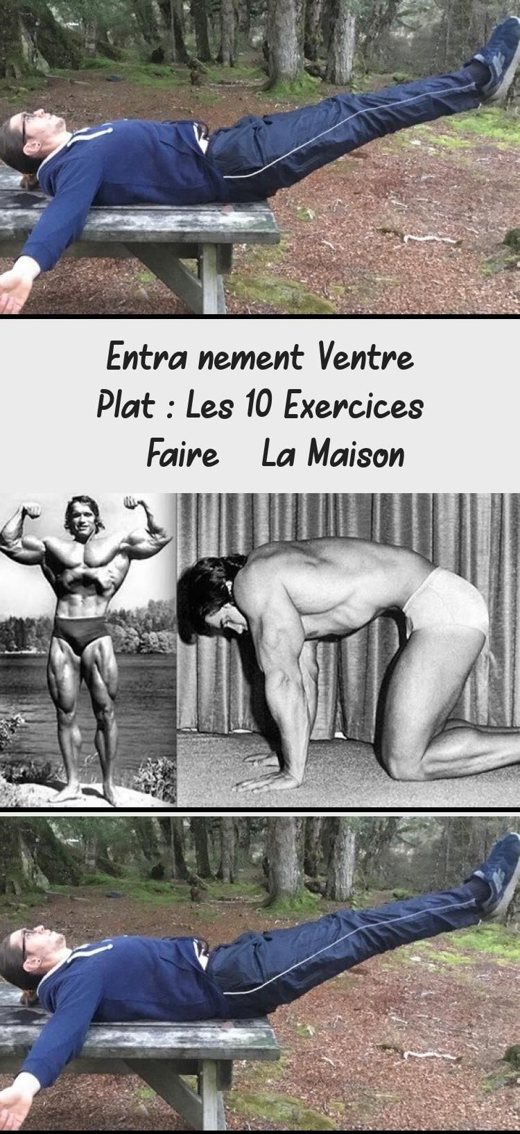 Photo of Entraînement Ventre Plat: Les 10 Exercices à Faire à La Mai…
