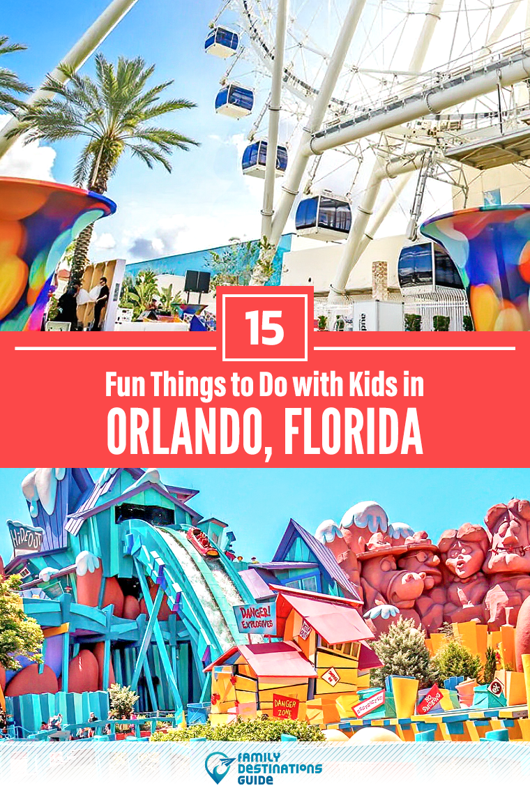 15 Fun Things To Do With Kids In Orlando Florida Florida Family Vacation Orlando Florida Vacation Orlando Vacation