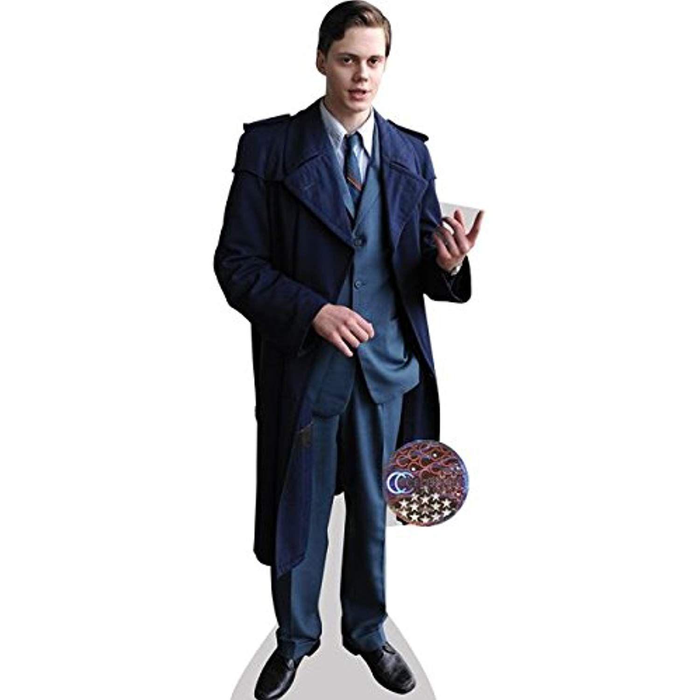 Black Suit Bill Skarsgard Standee. mini size Cardboard Cutout