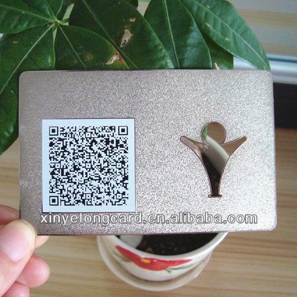Silver metal business card best price rfid hardware pinterest reheart Choice Image