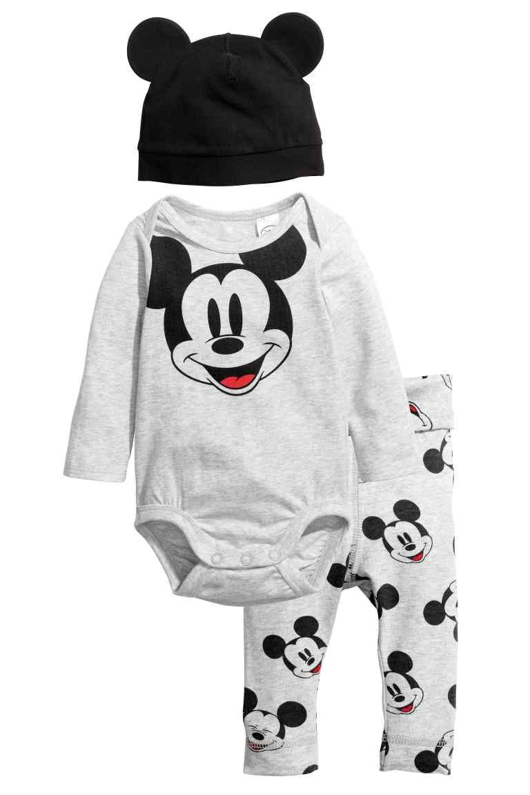 052c5c48c2037 3-piece jersey set | Baby clothes | Disney baby clothes, Baby boy ...