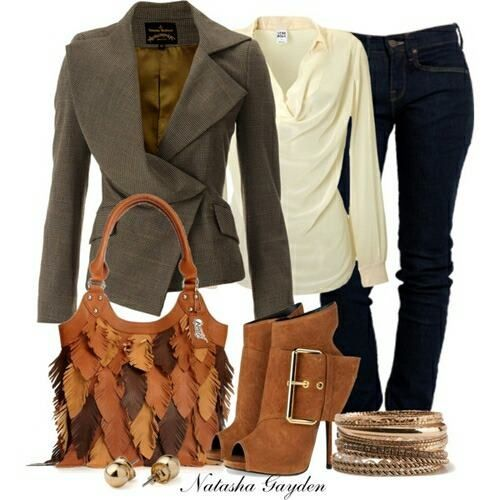 Girl Accessories - all but the boots, make those close toed.