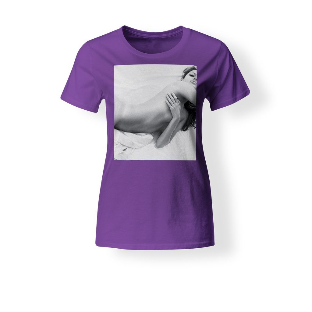 Eva mendes nude online exclusive tshirt short sleeve tee and