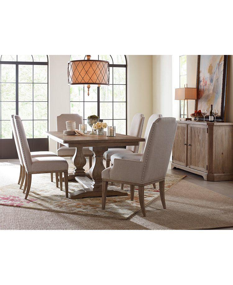 42++ Fairfax 7 piece extendable dining set Best