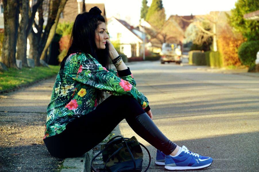 Ciuchy I Nie Tylko Stycznia 2016 Street Wear Fashion Vera Bradley Backpack