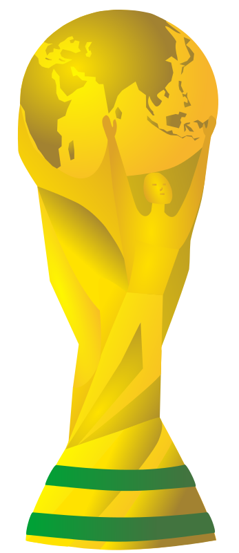 Clipart Worldcup Trophy 2014 World Cup World Cup Trophy Soccer