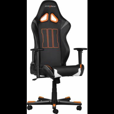 DXRacer Gamestoel - Black Ops 3 - Racing-Series - BO3 - Zwart / Oranje