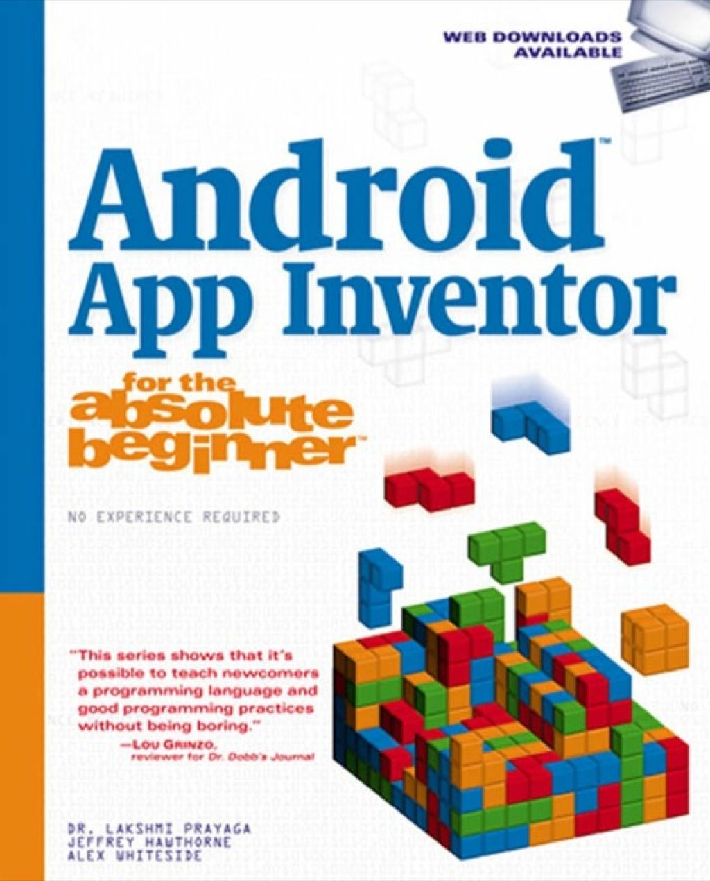 Android App Inventor for the Absolute Beginner (eBook)   Products
