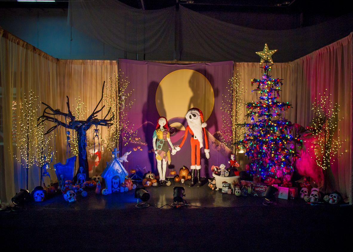 Tree # 18 Tree Name: Nightmare Before Christmas Sponsor ...