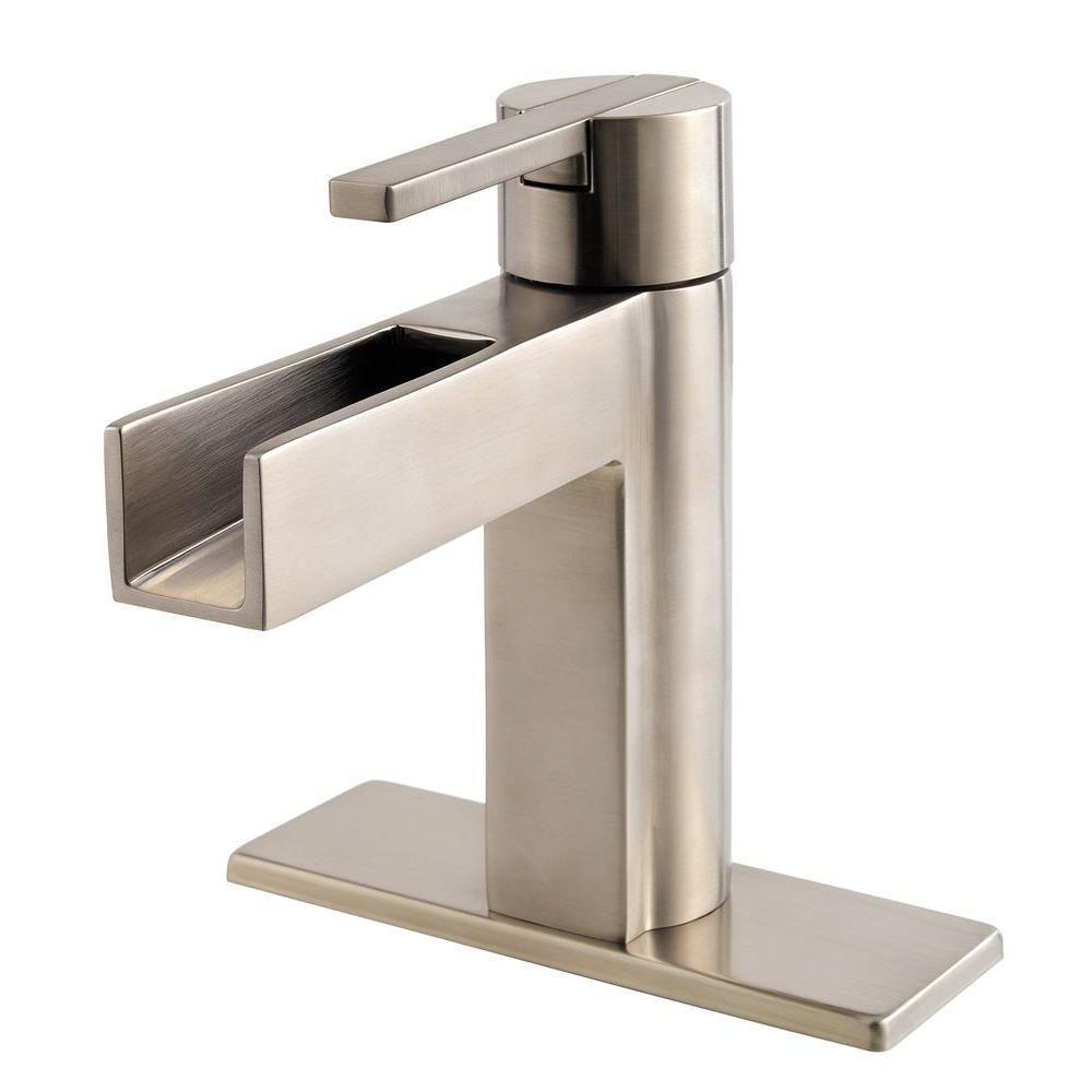 Price Pfister F-042-VGKK Vega Lavatory Bathroom/Bath Sink Faucet ...