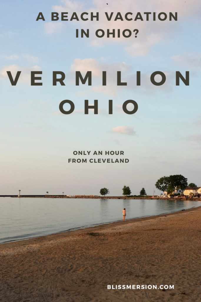 How To Have A Beach Vacation In Ohio