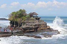 Tanah Lot - Wikipedia, the free encyclopedia