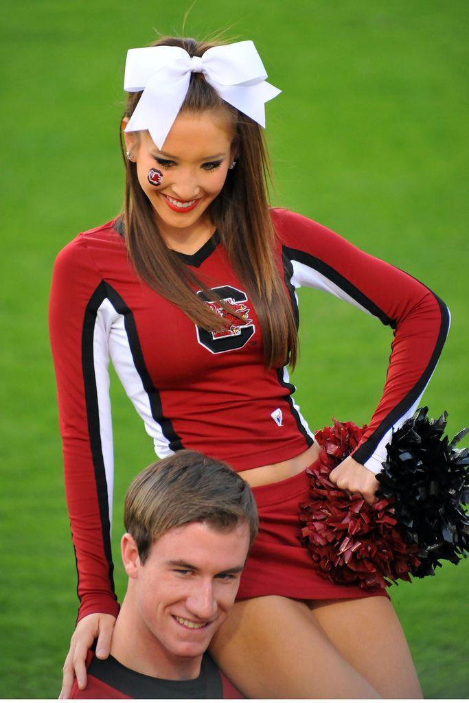 College Cheerleader Heaven: Very Cute South Carolina ...