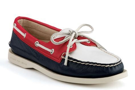 patriotic shoes at old navy! Find this Pin and more on Sperry ...
