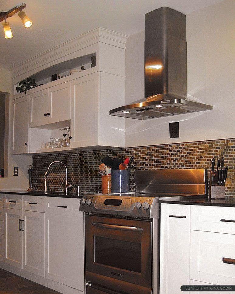 Small Subway SLATE BACKSPLASH IDEAS  kitchen update ideas