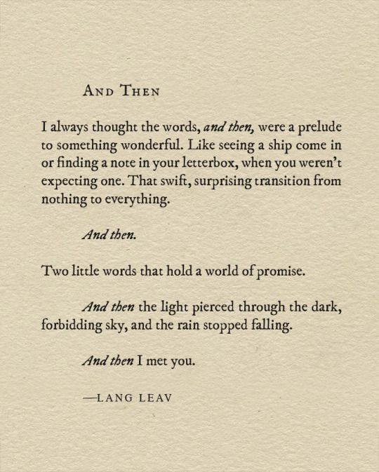 Here Comes The Rain Again Falling From The Stars Pin By Angela Angela On Poetry With Images Words Lang Leav Poem Quotes