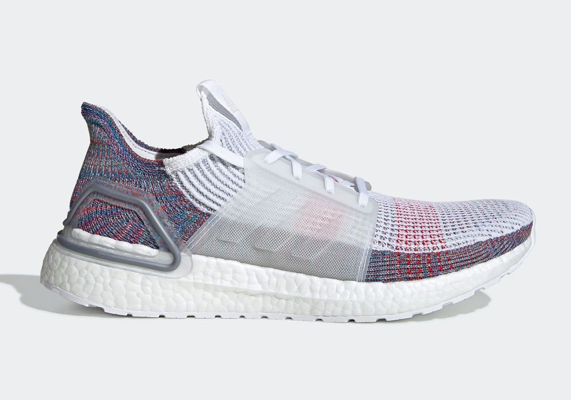 7c2f451df64 adidas Ultra Boost 2019 Multi-Color B37708 Info  thatdope  sneakers  luxury   dope  fashion  trending