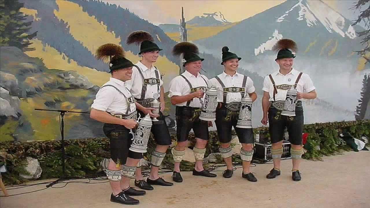Bayerische Volksmusik Lieder