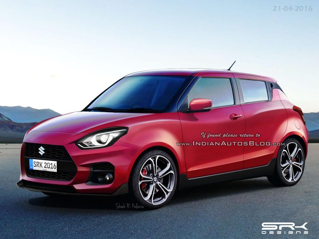 Suzuki swift sport 2013 pictures to pin on pinterest - New Suzuki Swift Sport To Have Better Power Weight Ratio Than Toyota