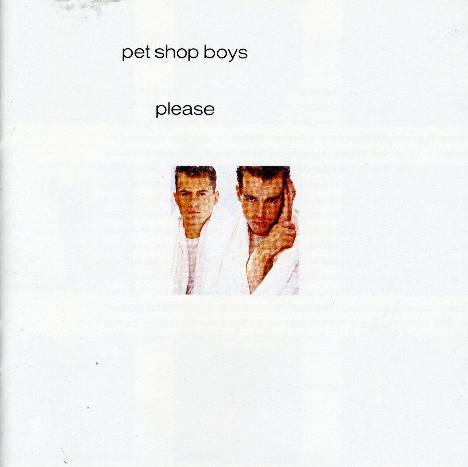 Pet Shop Boys Please Pet Shop Boys Music Covers Music Album Covers