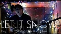 Let It Snow - Day 16 of 25 Days of Christmas Cheer - Holiday Music Video - BEAT100