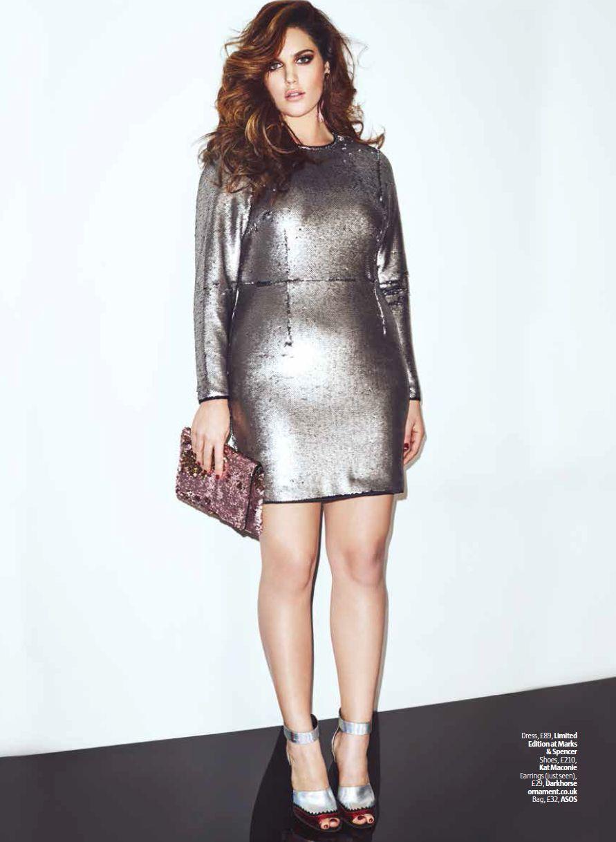 Ida Burchardi With Images Size 10 Models Chic Outfits Fashion