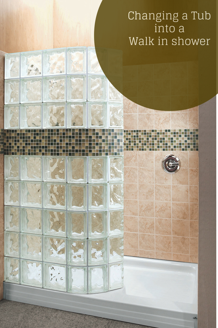 glass block shower wall walk in designs nationwide supply columbus cleveland ohio - Bathroom Designs Using Glass Blocks