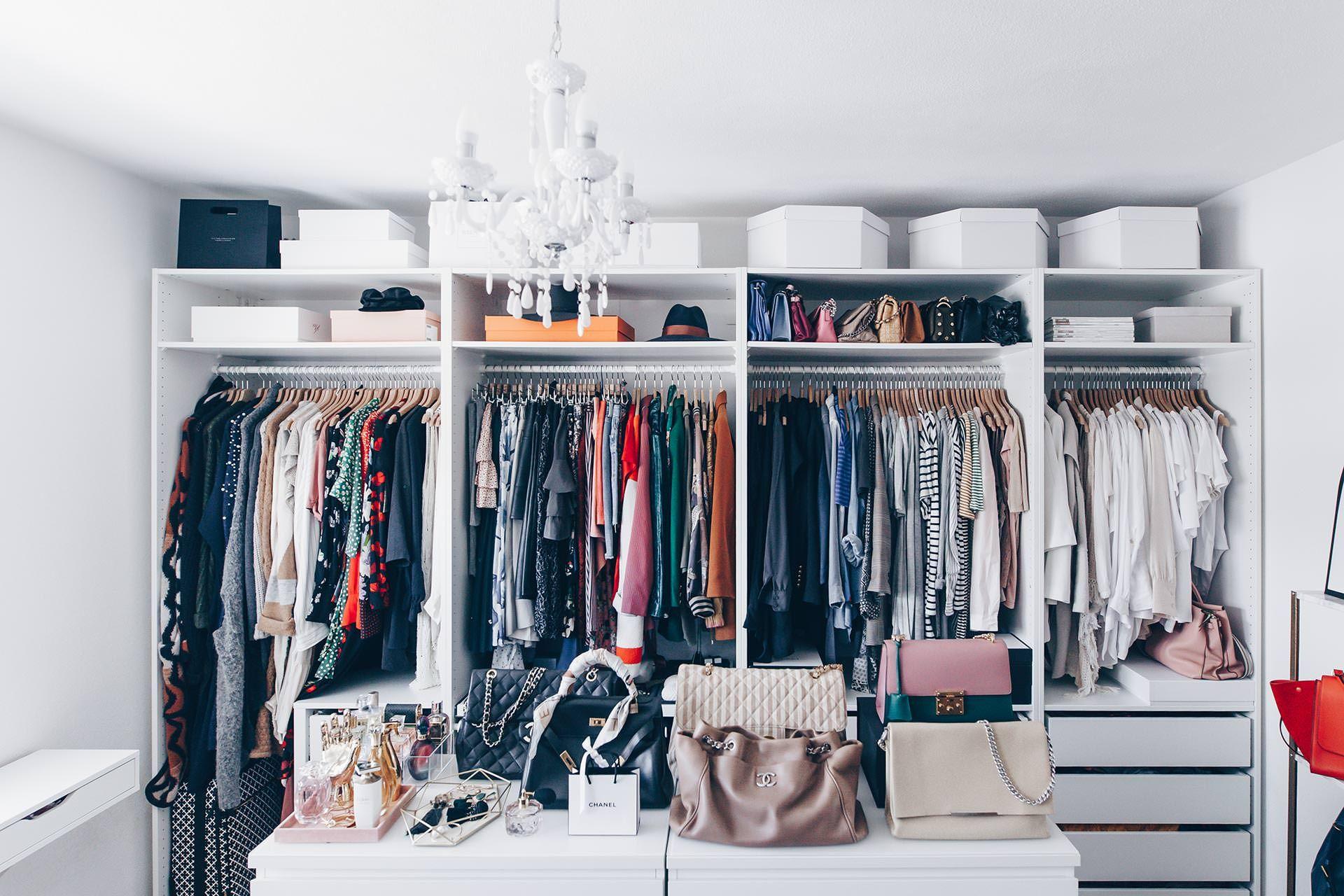 Ankleideraum Planen, Einrichten Und Gestalten, Ankleidezimmer Ideen,  Begehbarer Kleiderschrank, Ikea Pax Planen