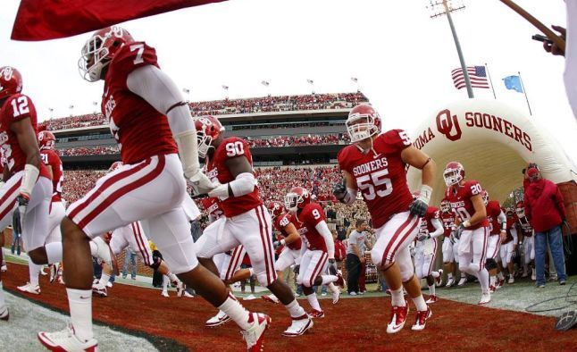 Oklahoma S Future Odds Inflated Thanks To Sugar Bowl Victory Oklahoma Sooners Sooners Oklahoma Sooners Football